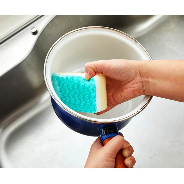 kt301_トレピカ キッチンスポンジ 洗い物