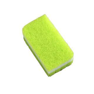 ks301_泡だつスポンジ:ソフト 緑