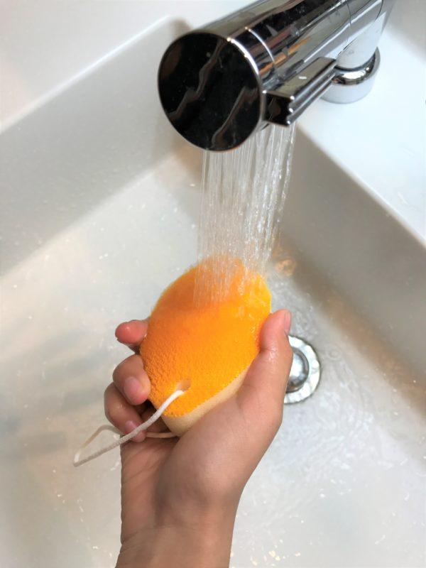 手洗いスポンジ