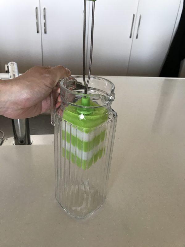 のびるボトルクリーナー